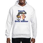 Grill Master Travis Hooded Sweatshirt