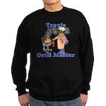 Grill Master Travis Sweatshirt (dark)
