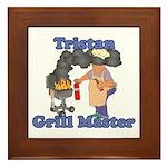 Grill Master Tristan Framed Tile
