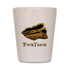 PainTrain Shot Glass