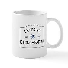 East Longmeadow Mug