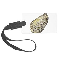 oyster shell Luggage Tag