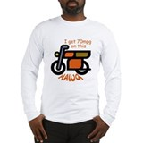 Dumb Dumber Hawg Long Sleeve T-Shirt