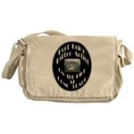 Bert Grimm Tattoo Artist Messenger Bag