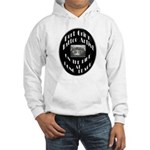 Bert Grimm Tattoo Artist Hooded Sweatshirt