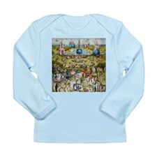 Bosch The Garden of Delights Long Sleeve Infant T-