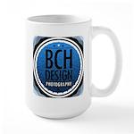 BCH DESIGN Large Mug
