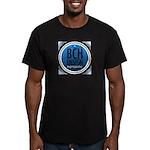 BCH DESIGN Men's Fitted T-Shirt (dark)
