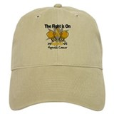 Fight is On Appendix Cancer Cap