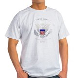 Cute Coast guard emblem T-Shirt