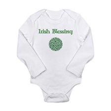 Family and baby Long Sleeve Infant Bodysuit