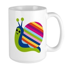 Happy Snail Mug