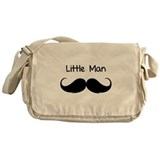 Little man Messenger Bag