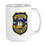 Haven PD Logo - Ceramic Mugs