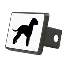 Bedlington Terrier Hitch Cover