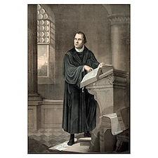 Martin Luther, German theologian