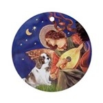 Angel3-Cavalier Ornament (Round)