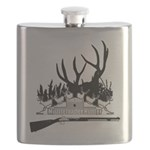 Muzzleloader Hunter Flask