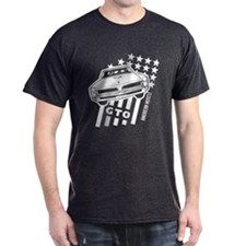 Pontiac GTO Stars Stripes T-Shirt