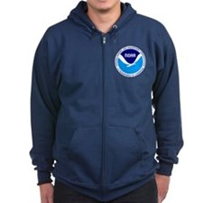 NOAA Zip Hoody