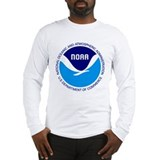 NOAA Long Sleeve T-Shirt