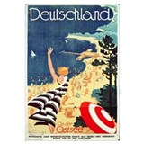 Deutschland: an der Ostsee, c.1930 (colour lithogr