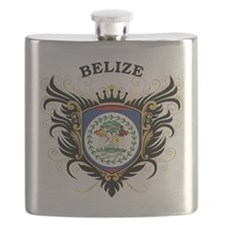 Belize Flask