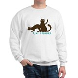 Cat Herder Sweatshirt