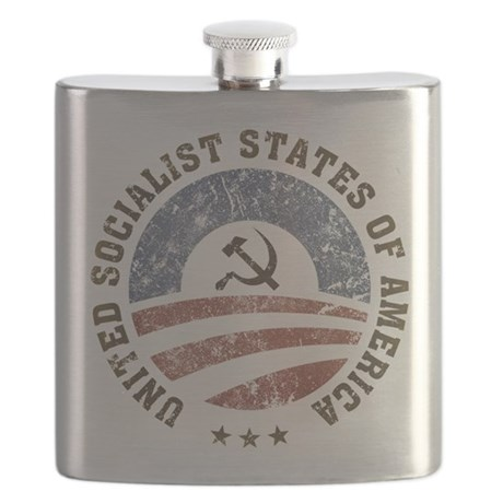 USSA Vintage Flask