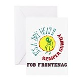 Semper Gumby FOB FRONTENAC Greeting Cards (Pk of 2