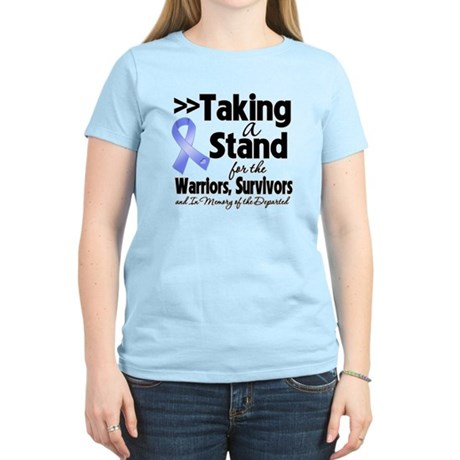Stand Stomach Cancer Women's Light T-Shirt