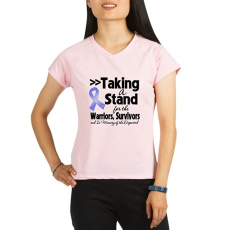 Stand Stomach Cancer Performance Dry T-Shirt