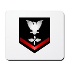Navy PO3 Aviation Machinist's Mate Mousepad