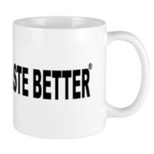 Raw Girls Taste Better Stickers Mug