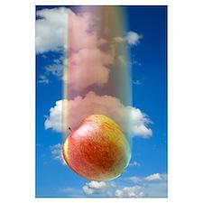 Gravity, conceptual image