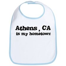 Athens - hometown Bib