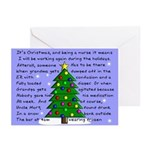 Funny Nurse Christmas Cards