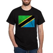 Flag of Tanzania T-Shirt