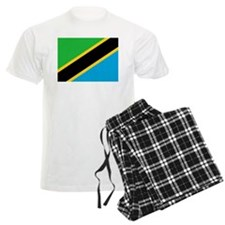 Flag of Tanzania Pajamas