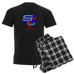 SxL Logo Men's Dark Pajamas