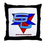 SxL Logo Throw Pillow