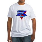 SxL Logo Fitted T-Shirt