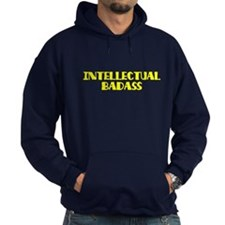Intellectual Badass Hoody