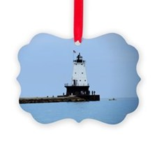 Ludington Lighthouse Ornament