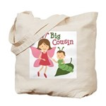 Big Cousin - Butterfly Tote Bag