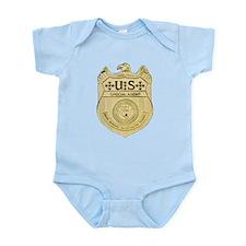 NCIS Special Agent Infant Bodysuit