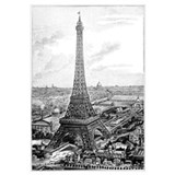 Eiffel Tower, 1889 Universal Exposition
