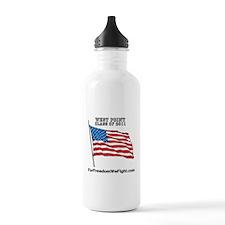Unique Usma Water Bottle