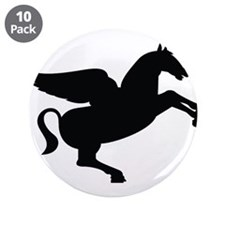"Pegasus 3.5"" Button (10 pack)"
