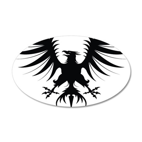 Phoenix 20x12 Oval Wall Decal